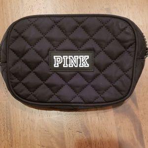 PINK Victoria's Secret Bags - Pink fanny pack in black